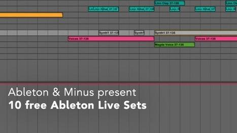 Ableton - Live Packs - 10 free Packs by Minus   politics   Scoop.it
