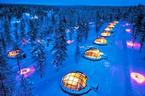Top Ten Igloo Hotels | Real Estate Flyers and Marketing | Scoop.it