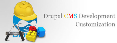 Choose Custom Drupal Development for Your Professional Website | Web designing and Development | Scoop.it