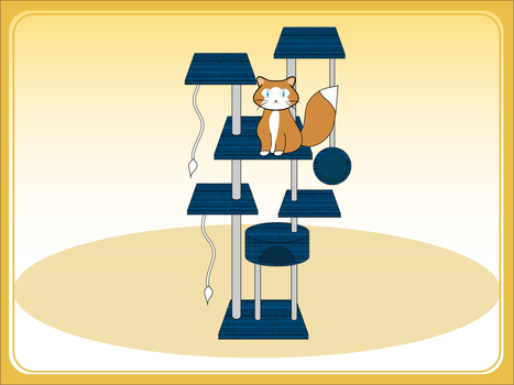 Cheap Cat Tree House | For The Home | Scoop.it