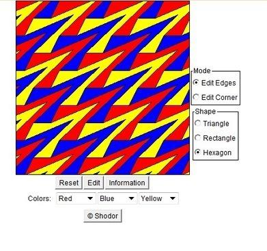 A Fun Interactive Tessellation Tool - 123ICT | Edtech PK-12 | Scoop.it