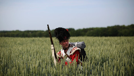 Waterloo Shows Why the Brits Need Europe - Bloomberg View | European Affairs | Scoop.it
