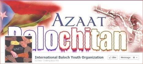 This IS NOT a real Baloch Organization!  BEWARE!  Int'l Baloch Youth Org is a lie!   Human Rights and the Will to be free   Scoop.it
