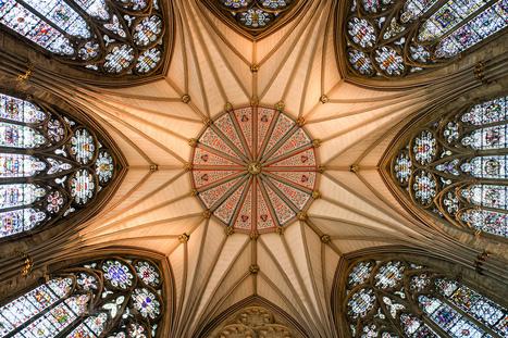 15 Amazing Historic Ceiling Designs Around the World | omgamazingpics | Scoop.it