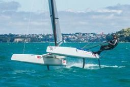 Sensible suggestion to retain classics and advance foiling in A Class - My Sailing   FLYING MULTIHULLS   Scoop.it