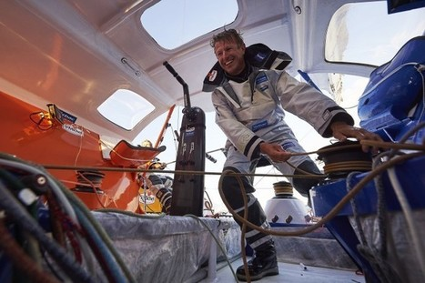 Jean-Pierre Dick : le Vendée Globe a changé ma vie - Course au Large | ONE2TEAM ECOSYSTEM | Scoop.it