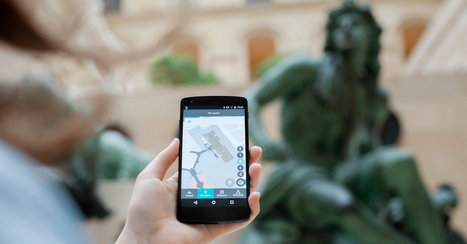 Lost at the Louvre? There's an App for That | Clic France | Scoop.it