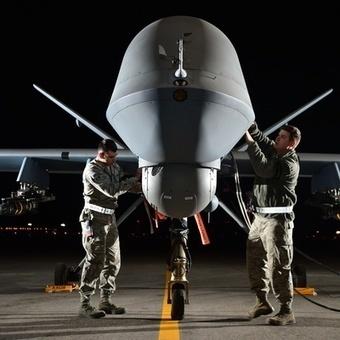 Gen. Abizaid-Led Panel Sounds Alarm on U.S. Drones | Autonomous weapon systems | Scoop.it