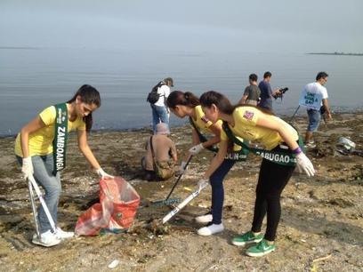 Celebrating Earth Day: The Freedom Island coastal clean-up | Earth Island Institute - Philippines | Makamundo (Earthly) | Scoop.it