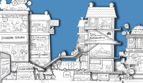 EXPERIMENTDAYS   La casa en la era de la economía colaborativa   Arquitectura cohousing - vivienda colaborativa   Scoop.it