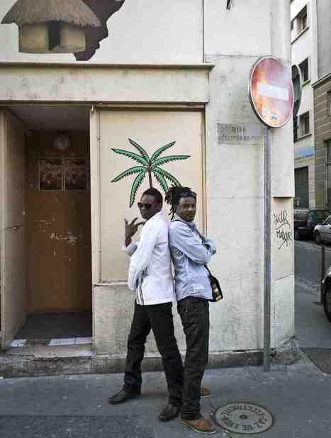 """""""Maquis de la Guillotière"""" : pousser les portes des bars africains   Afropolitaine à Lyon   Scoop.it"""