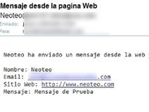 HTML5, CSS y PHP– Curso básico – Formulario de contacto y ... - NeoTeo | Programacion | Scoop.it