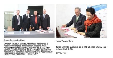 UNIC - Le modèle français de développement de l'équitation s'exporte - Union Nationale Interprofessionnelle du Cheval   Cheval et sport   Scoop.it