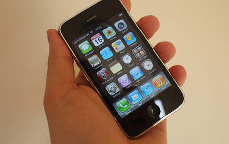 The iPhone 3GS gets iOS 6: The best smartphone of all time ... | iPhone | Scoop.it