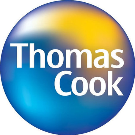 Thomas Cook unveils hearty new logo   Logo design   Creative Bloq   Identity Design   Scoop.it