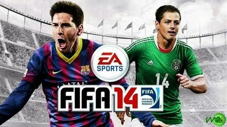 FIFA 14 by EA SPORTS Full 1.3.4 APK+ Data Free Download | BFF | Scoop.it