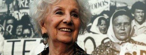 Encuentran al nieto desaparecido de la presidenta de las Abuelas de la Plaza de Mayo | Noticias de América Latina | Scoop.it