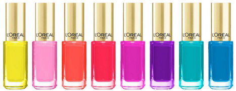 L'Oréal : Collection Neon Pop | TAFT: Trends And Fashion Timeline | Scoop.it