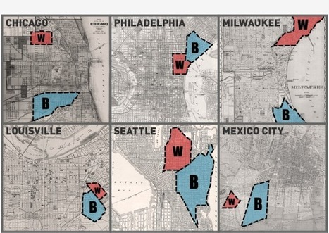 This Is the Williamsburg of Your City: A Map of Hip America | Geographic and Sustainability Literacy | Scoop.it