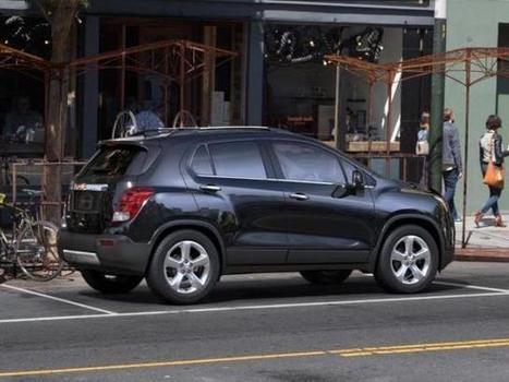 2015 Chevrolet Trax 4 Door LS in Housto | Chevy Car Dealer | Scoop.it