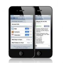 Cauchemar dans le Byod : iOS 6.1 sature les serveurs Exchange | Techno.. Logy !!! | Scoop.it