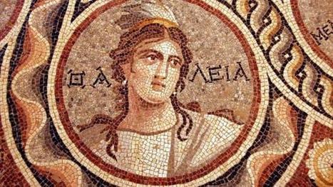 Encuentran mosaicos del Siglo II A.C. en la ciudad turca de Zeugma | historian: science and earth | Scoop.it