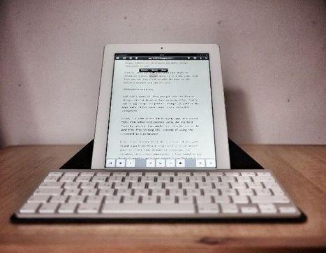 Step-By-Step: Blogging Using Just The iPad [How-To] | Cult of Mac | iPADS EN EDUCACIÓN | Scoop.it