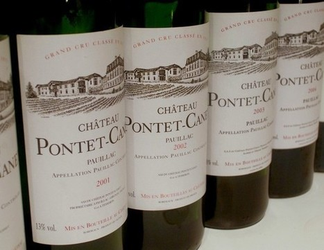 Pontet Canet vertical tasting with Alfred Tesseron | Vitabella Wine Daily Gossip | Scoop.it