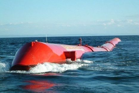 Wave Power could Supply Half the U.S. With Cheap Electricity | Technology in Business Today | Scoop.it