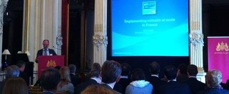 """L'ASIP Santé invitée par l'Ambassade du Royaume-Uni à la conférence """"Mobile Health Challenges""""   la santé """"digitale""""   Scoop.it"""