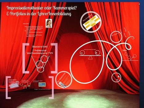 Improvisationstheater oder Kammerspiel : ePortfolio für LehrerInnenbildung | E-Portfolio @ School | Scoop.it