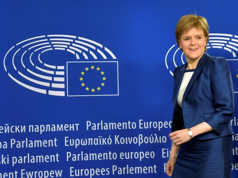 Scotland 'expected to vote for independence and introduce its own currency' after Brexit   My Scotland   Scoop.it