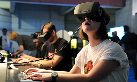 Oculus Rift – 10 reasons why all eyes are back on virtual reality | Virtual Worlds Corner | Scoop.it