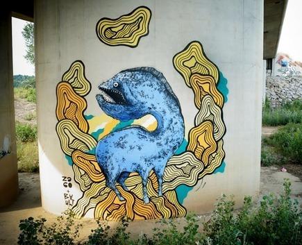 Interview de Bault | Interviews graffiti et Hip-Hop | Scoop.it