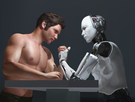 Obsolete Humans? Why Elites Want You to Fear the Robot | Self Memory Nostalgia | Scoop.it