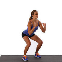 Feel the Burn! 7 Ways to Work Your Body With Squats | Exercise | Scoop.it
