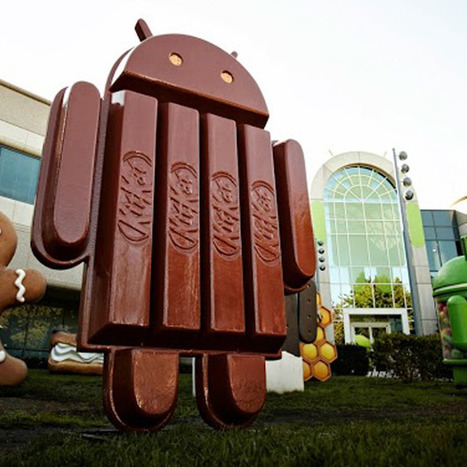 Google Names Latest Mobile Operating System 'KitKat' | Page One SEO | Scoop.it