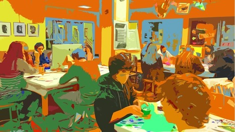 Launching a Makerspace: Lessons Learned From a Transformed School Library | K-12 Libraries and Technology | Scoop.it