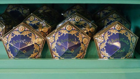 Harry Potter chocolate will be fair trade, thanks to fans | Fair Trade Choco-locate | Scoop.it