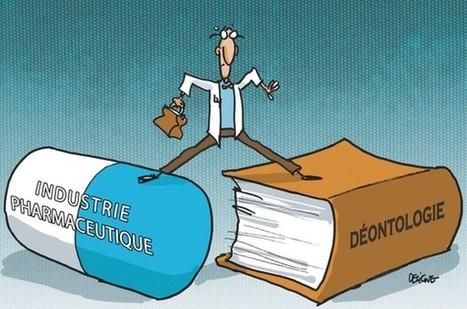 Conflits d'intérêts en santé : une transparence bien trouble ! | Indemnisation préjudices - Assurances | Scoop.it
