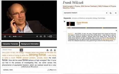 «Έξυπνος» υποτιτλισμός βίντεο σε μαζική κλίμακα | Information Science | Scoop.it