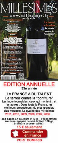 Les Millésimes: COTE-ROTIE Vignobles LEVET | oenologie en pays viennois | Scoop.it