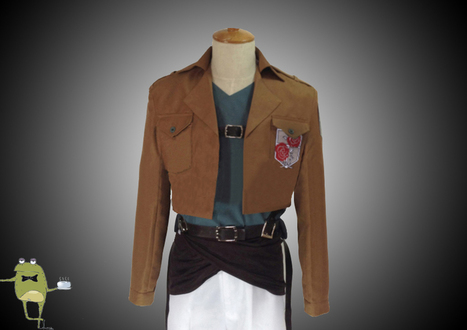 Attack on Titan Hannes Cosplay Costume for Sale | Attack on Titan Cosplay Costumes | Scoop.it