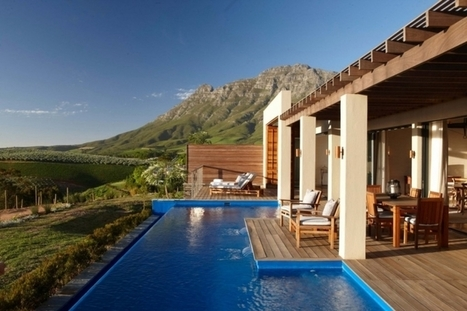 Delaire Graff Estate: A Sparkling Gem In South Africa's Wine Country | Vitabella Wine Daily Gossip | Scoop.it