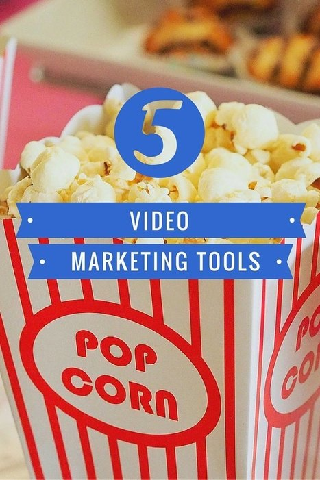 5 Video Content Marketing Tools You Probably Didn't Know About | Content Marketing Strategy | Scoop.it