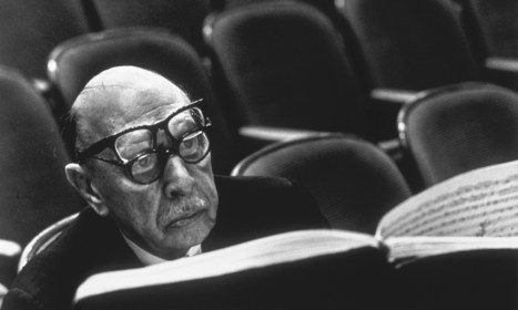 Symphony guide: Stravinsky's Symphony of Psalms | Classical and digital music news | Scoop.it