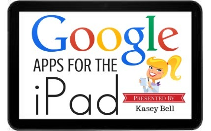 The Best of Both Worlds! Google Apps for the iPad #GoogleEduOnAir @ShakeUpLearning | Aprendiendo a Distancia | Scoop.it
