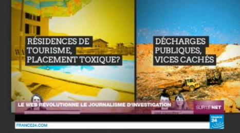 Le web révolutionne le journalisme d'investigation | Les médias face à leur destin | Scoop.it