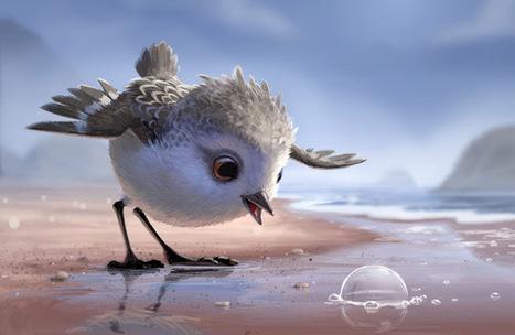 'Piper', un corto de Pixar sobre la aventura de aprender | I didn't know it was impossible.. and I did it :-) - No sabia que era imposible.. y lo hice :-) | Scoop.it