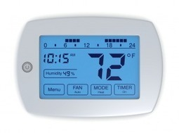 What are the benefits of having a programmable thermostat? | Home & Business Security - keyless locks and safes | Scoop.it